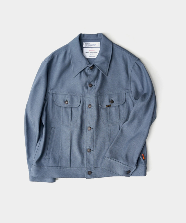 DAIRIKU Regular Polyester Jacket