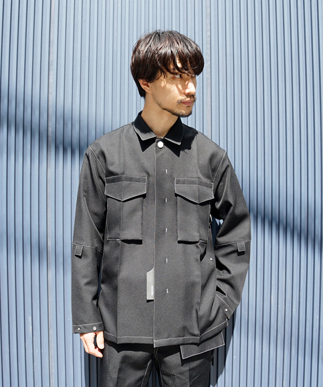 NULABEL WORK DRESS JACKET Black