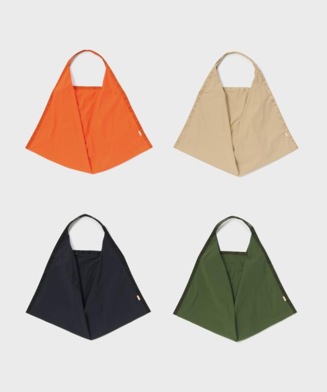 Hender Scheme origami bag big 3 layer nylon