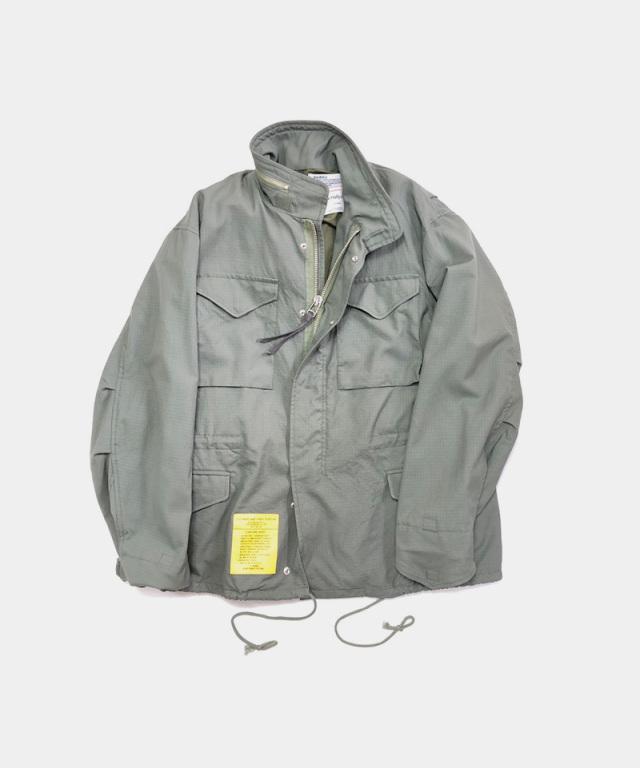 DAIRIKU Pinup GirlWashed M-65 Jacket