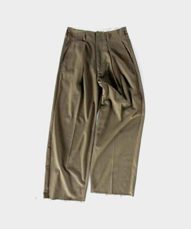saby TUCK BAGGY HI COUNT 20/2 TWILL