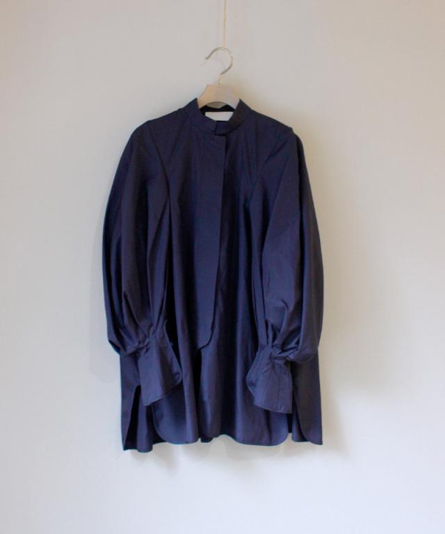mame Puff Sleeve Cotton Shirt