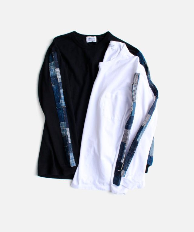 KUON Boro LS T-Shirt