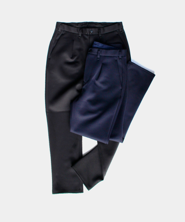 CURLY TRACK TROUSERS
