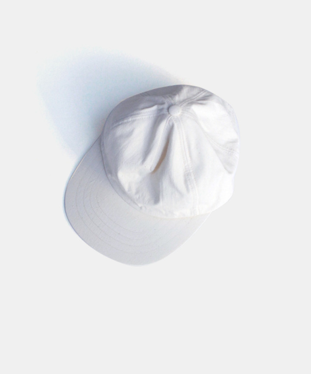 POLYPLOID CAP A OFF WHITE