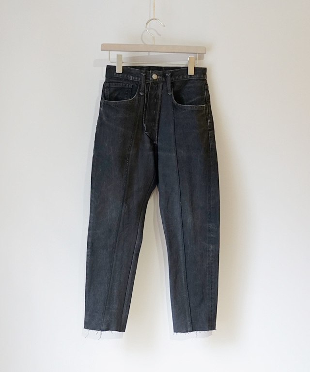 PHOTOCOPIEU REWORKED DENIM BLACK C
