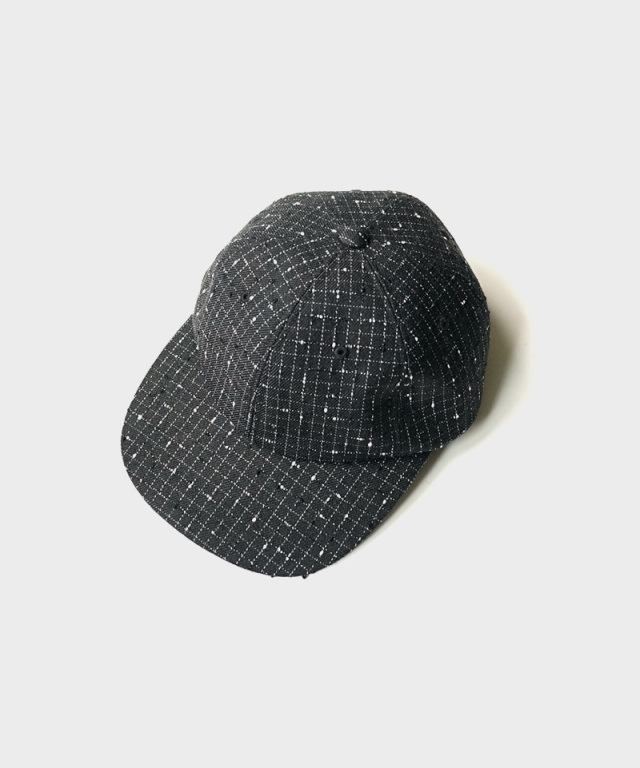 NULABEL WORK CAP ? Black reflector
