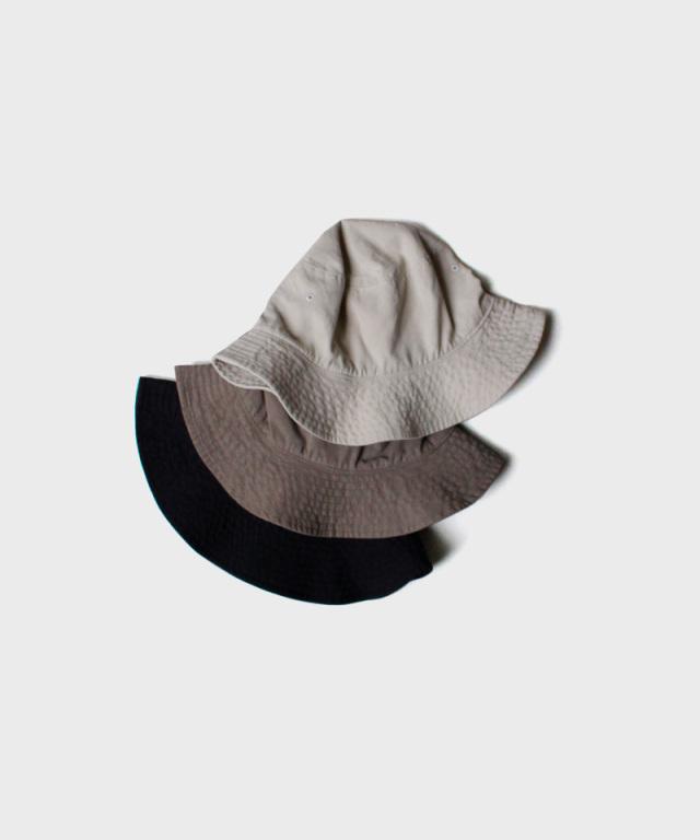 bocodeco Gabardine W-Face Hat black