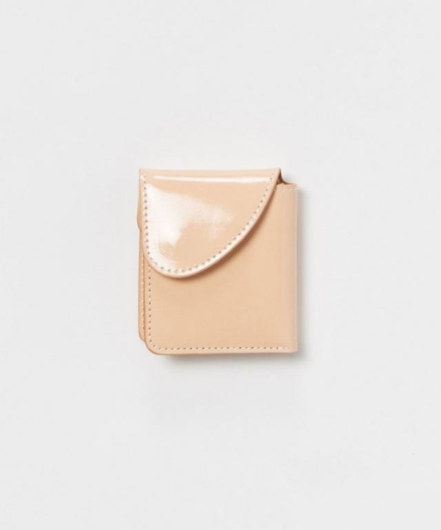 Hender Scheme wallet patent natural