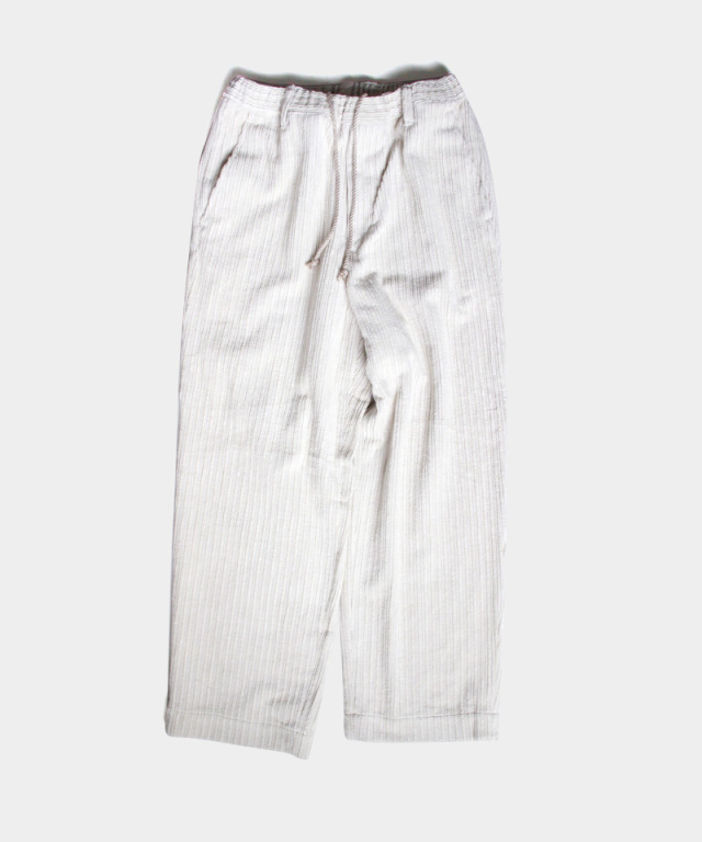 HEALTH EASY PANTS #3 ホワイトベージュ
