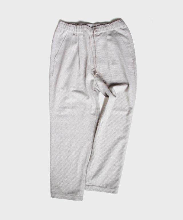 HEALTH EASY PANTS #2 ホワイトベージュ