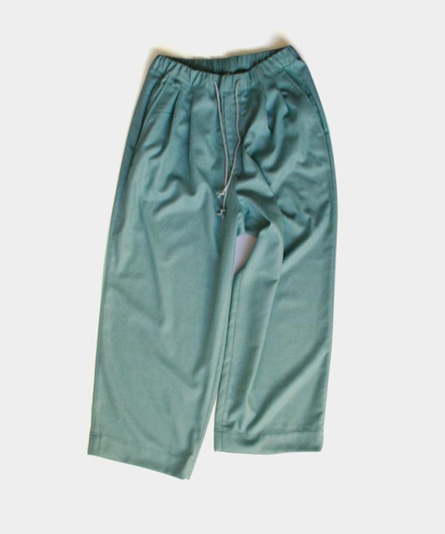 HEALTH EASY PANTS #4 ライムグリーン