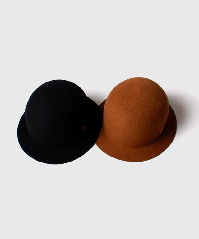 bocodeco Wool Felt Over Si Ihouette Hat
