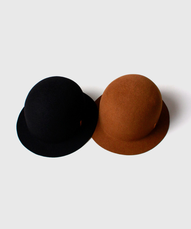 bocodeco Wool Felt Over Si Ihouette Hat  - Mens