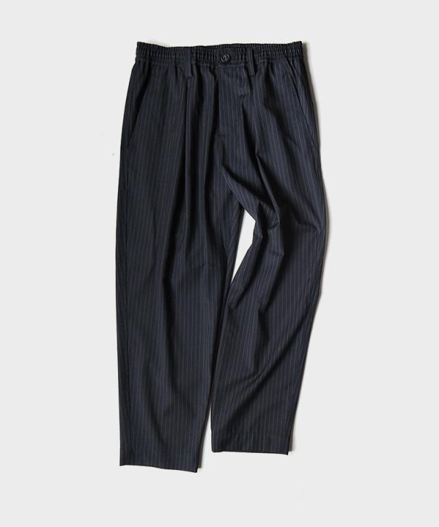 tence atelier uniform trousers strisce