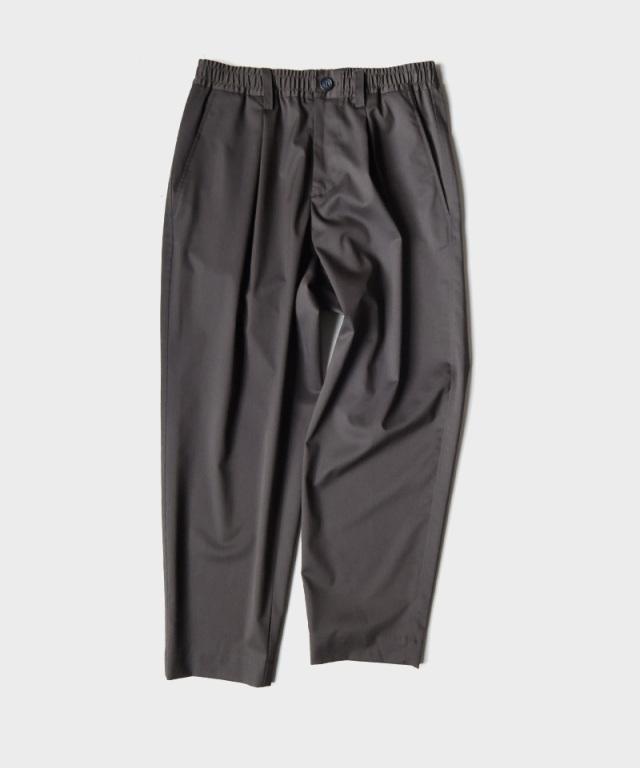 tence atelier uniform trousers mousse