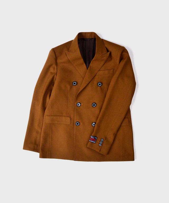 DAIRIKU Jimi Hendrix Double Tailored Jacket Soil