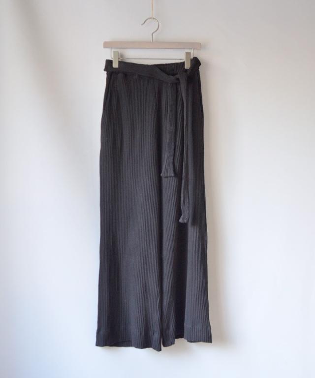 BASERANGE LHASA PANTS BLACK