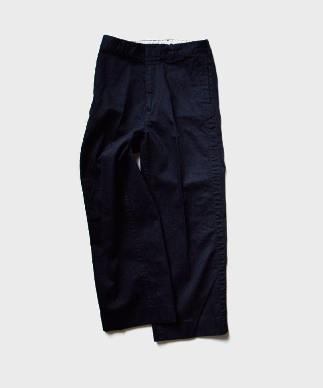 TRO DENIM WIDE SLACKS