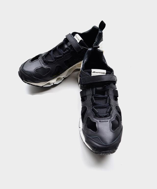 beautiful people bp??Mizuno sneaker black