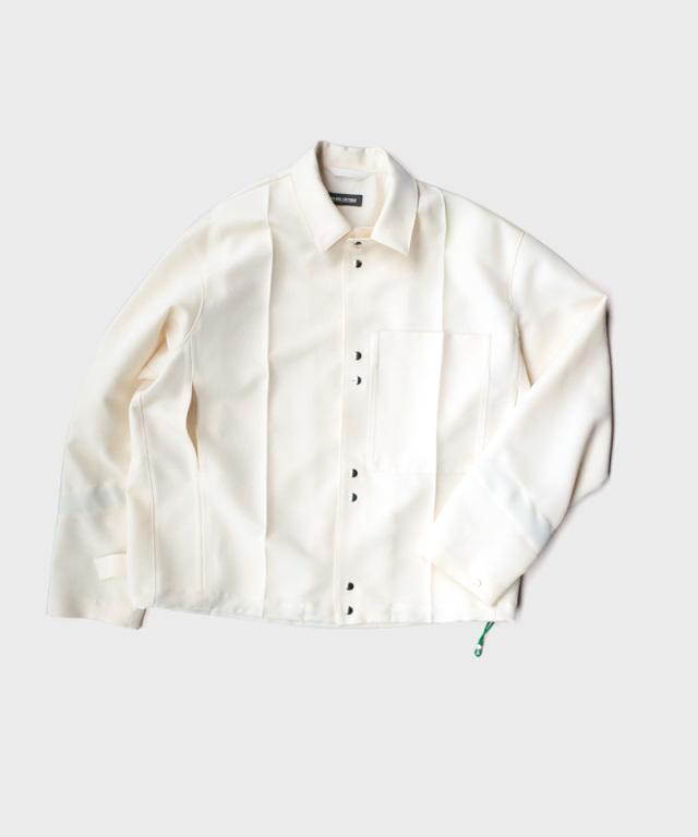 NULABEL WORK DRESS JACKET TYPE2 natural
