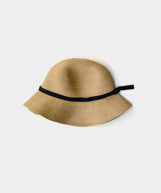 bocodeco Paper Braid Rollable Hat
