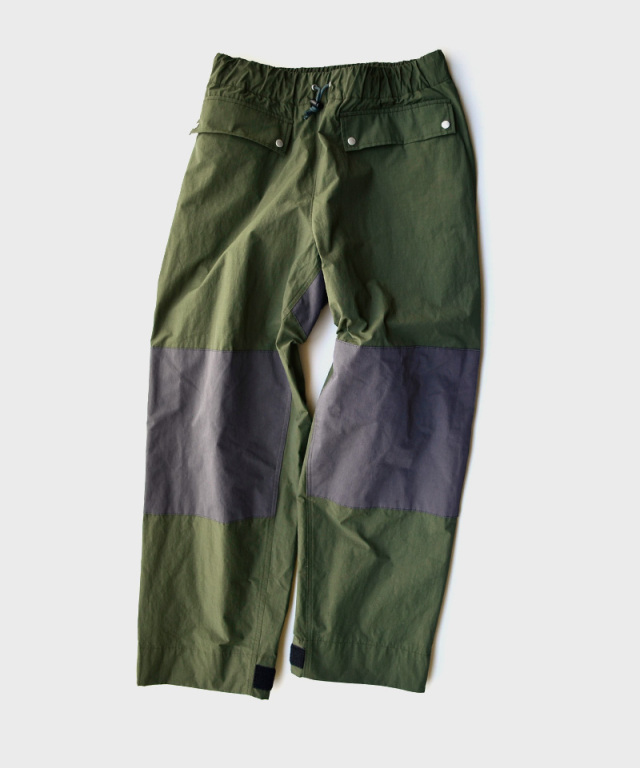 Neweye Out pants d.green