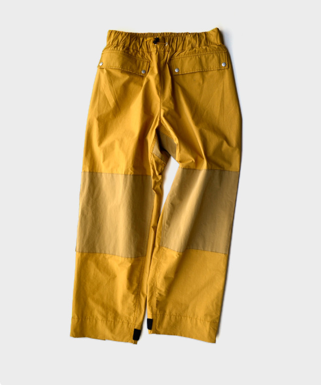 Neweye Out pants mustard