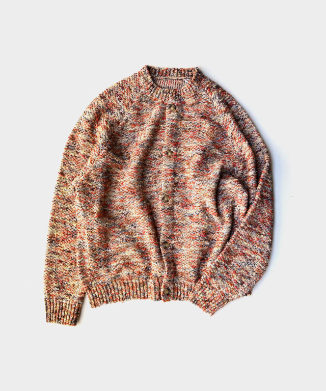 crepuscule MIX CARDIGAN