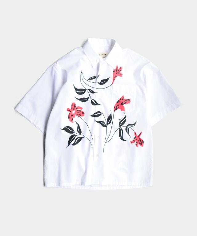 MARNI FLOWER PRINT SH 00W01