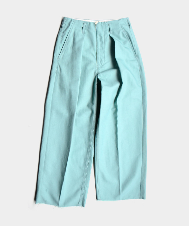 saby exclusive TUCK BAGGY MINT
