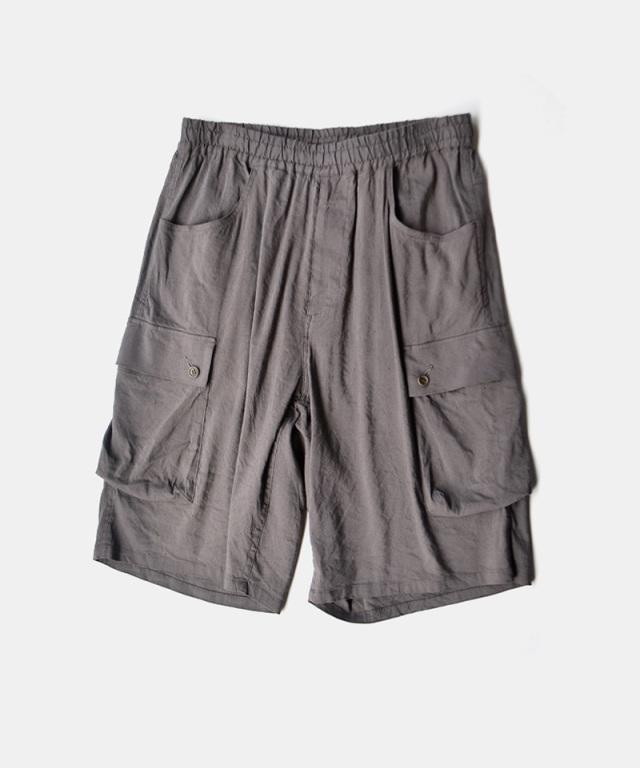 Neweye Relax Cargo Pants C.Gray
