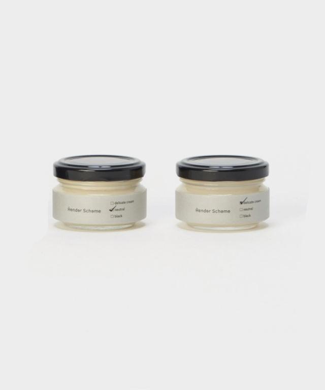 Hender Scheme cream for shoes