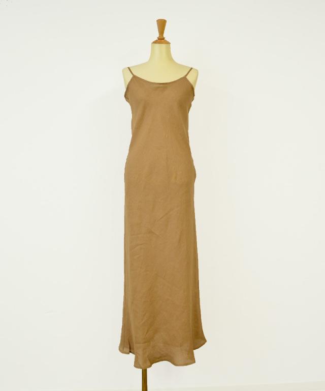 BASERANGE DYDINE  DRESS KHATA BROWN