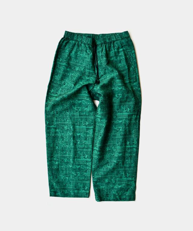 HEALTH EASY PANTS#3 グリーン