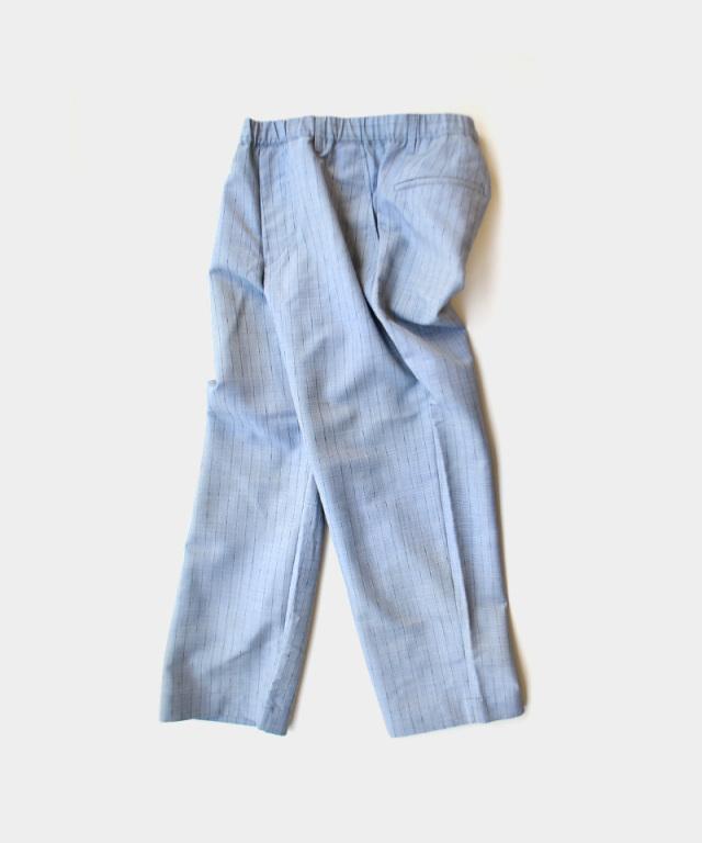 HEALTH EASY PANTS#3 ブルーストライプ
