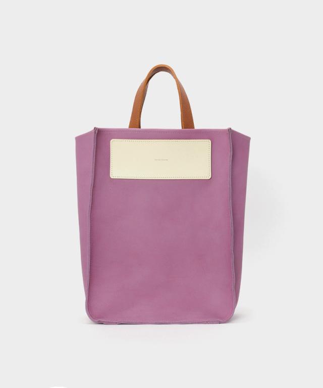 Hender Scheme reversible bag large pale purple