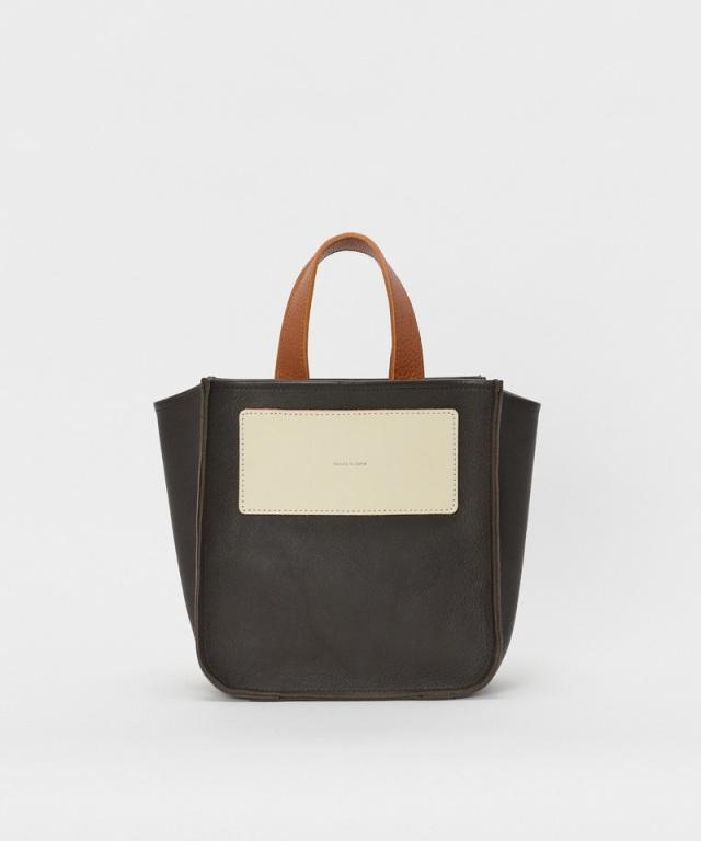 Hender Scheme reversible bag small choco