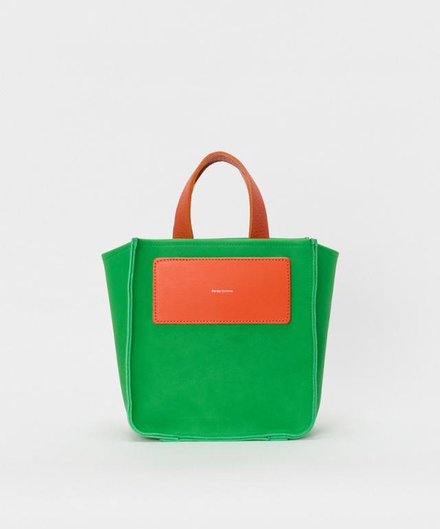 Hender Scheme reversible bag small bright green