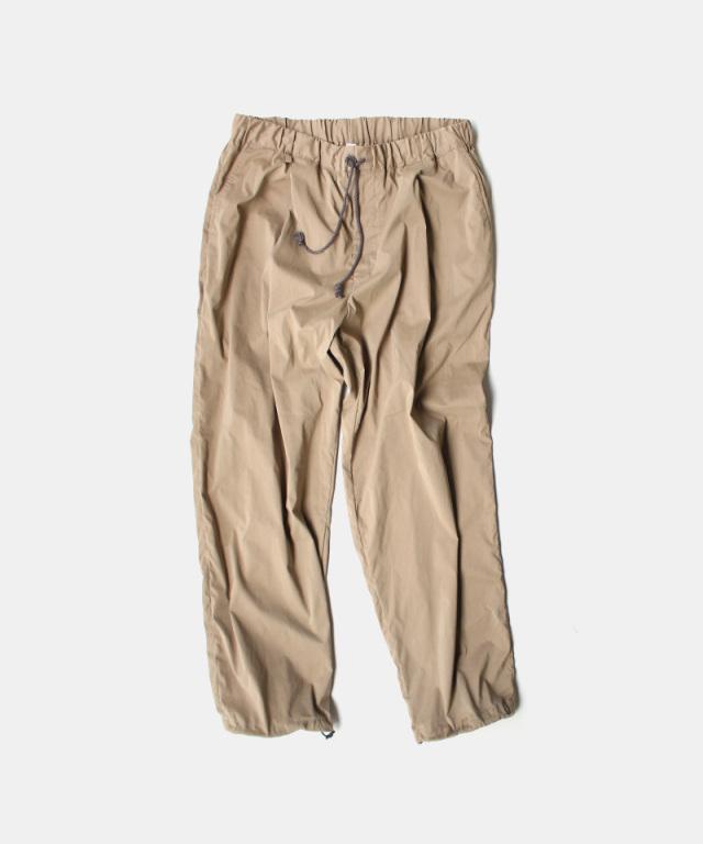 HEALTH EASY PANTS #6 ブラウン
