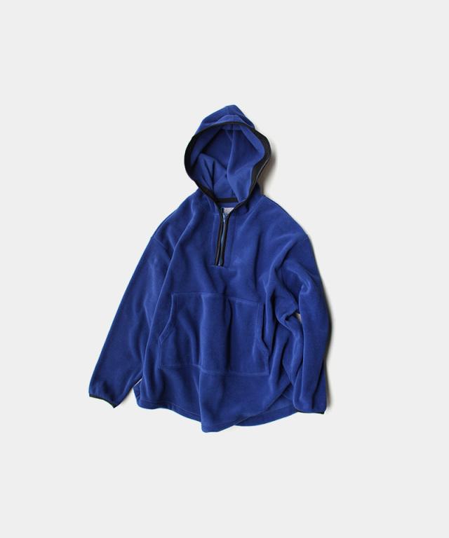 Neweye Fleece parka blue