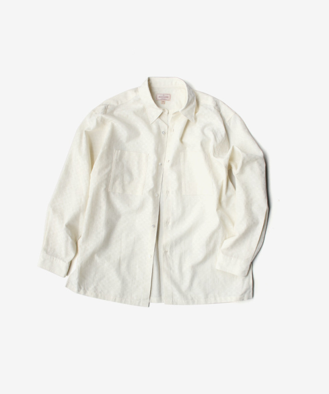 NEZU YO-HINTEN exclusive 綿キュプラJQレギュラーSH ホワイト
