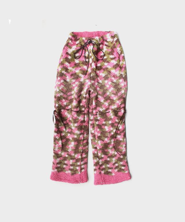 77circa granny blanket pants