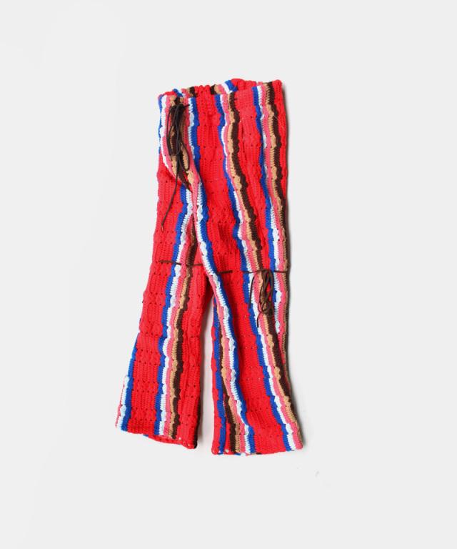 77circa granny blanket pants C