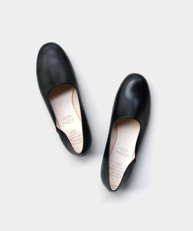 foot the coacher OPERA  PUMPS BLACK