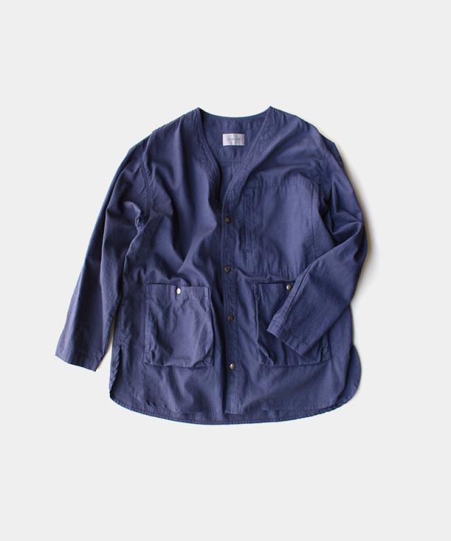 Neweye Garden shirt blue purple