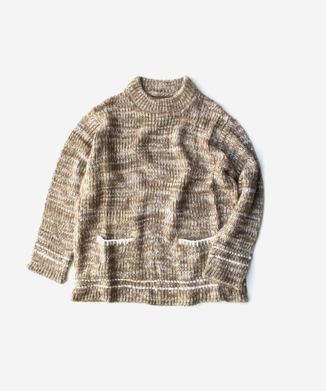 EASY TO WEAR 5G MOHAIR CN CAMEL MIX