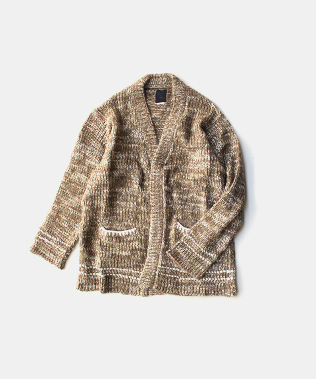 EASY TO WEAR 5G MOHAIR CAD CAMEL MIX
