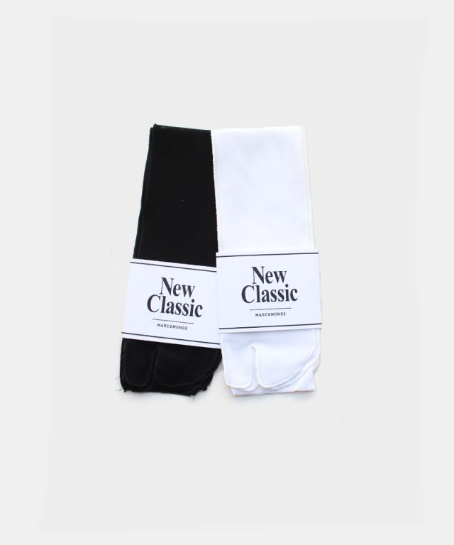 MARCOMONDE tulle tabi socks
