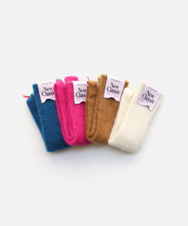 MARCOMONDE mohair socks